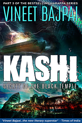 Kashi: Secret of the Black Temple