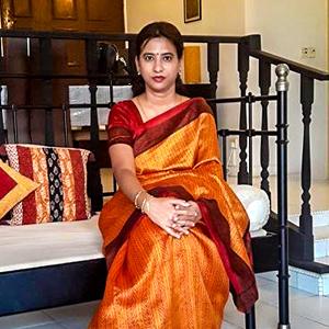 Nandini Vijyaraghavan